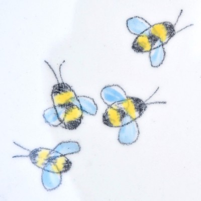 Bees And Ladybirds